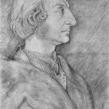Porträt Ulrich der Starke