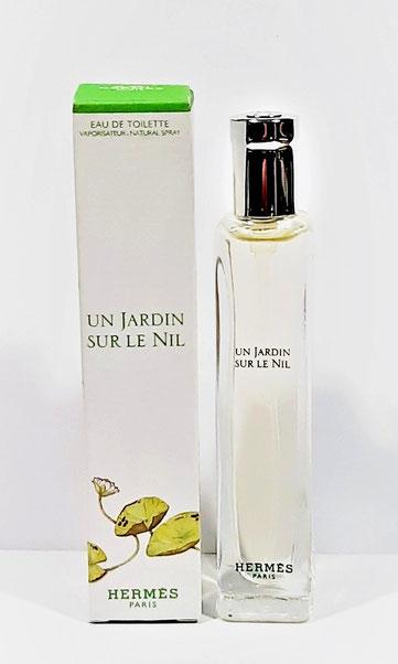 2009 - UN JARDIN SUR LE NIL -  VAPORISATEUR DIFFERENT DU PRECEDENT, CONTENANT EAU DE TOILETTE