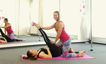 Stretching, Yoga, Dehnen, Dehngymnastik