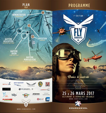 fly courchevel, Quentin.R, Salon de l helicopter Courchevel 2017