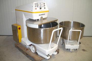 Generalüberholte Spiralknetmaschine Kemper SP 75a zu verkaufen
