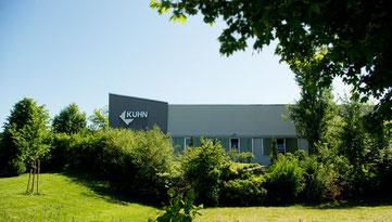 Firma Kuhn in Frickenhausen