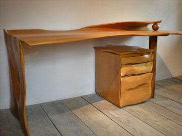 """Schreibtisch """"Wellenreiter"""""""