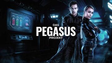 Online Escape Game - Das Pegasus Projket