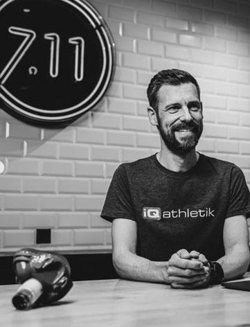 iQ athletik Diagnostik-Experte Sebastian Mühlenhoff