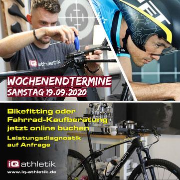 Bikefitting: Optimales Einstellen des Fahrrades auf den Fahrer