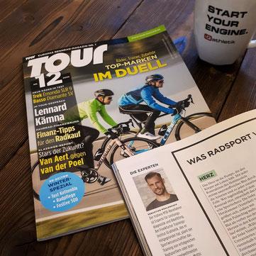 Tour Rennradmagazin Ausgabe 12, 2020, Was Radsport verändert