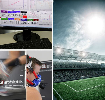 Leistungsdiagnostik und Trainingsoptimierung im Fußball