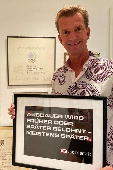Michael Groß: Olympiasieger, Weltmeister und einer der erfolgreichsten Schwimmer aller Zeiten