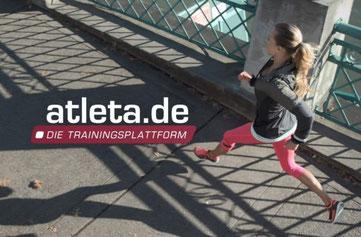 Trainingsplanung und Online-Coaching mit atleta.de - Die Trainingsplattform