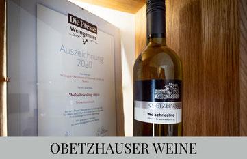 Qualitätsweine Obetzhauser