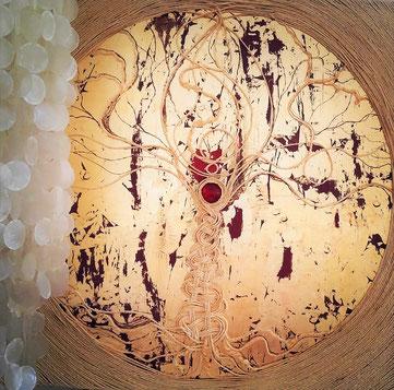 Baum des Lebens von Katja Matzen