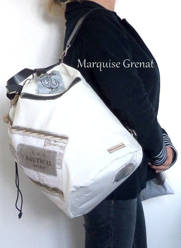photo-sac-cabas-kaki-ocre-lin-liege-toile-de-jute-losanges-patchwork-