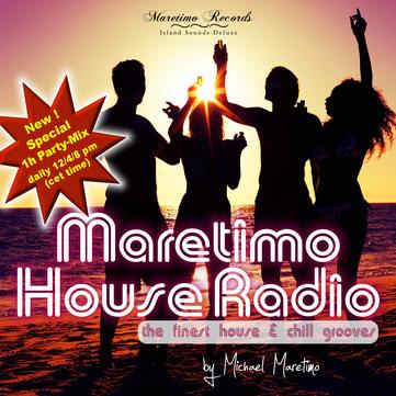 Maretimo House Radio - DJ Maretimo - Maretimo Records