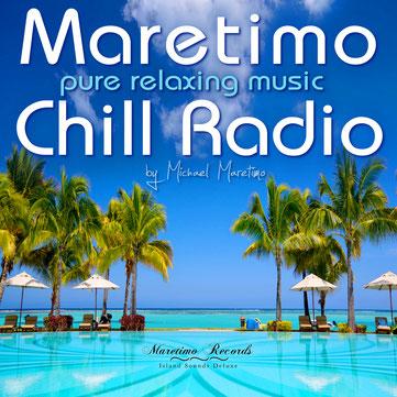 Maretimo Chill Radio - DJ Maretimo - Maretimo Records
