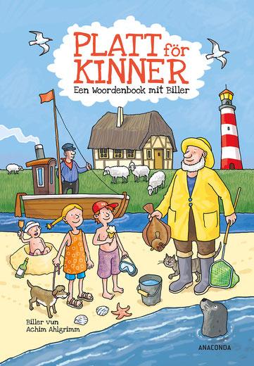 Platt för Kinner, 2018 Anaconda-Verlag