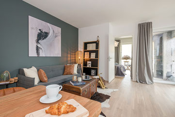 Musterwohnung Berlin staged homes Home Staging
