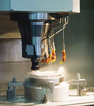 Bearbeitungsmaschine, Getriebetechnik Dessau