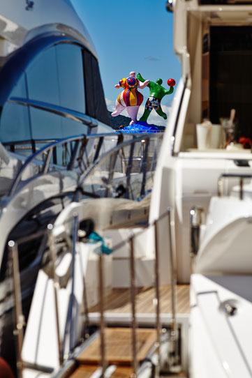 Niki de Saint Phalle, Saint Tropez © jeanchristophe Lett