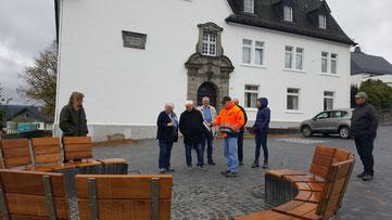 """Erläuterungen zu dem Integrationspunkt des Projektes """"Hirschberg macht Platz"""""""