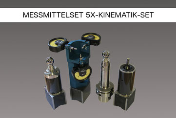 Messmittelset 5X-Kinematik-Set