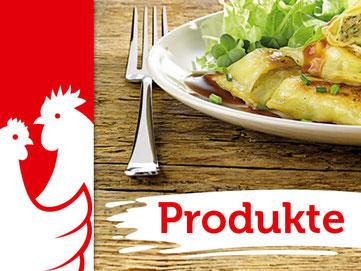 Huhn und Hahn Produkte