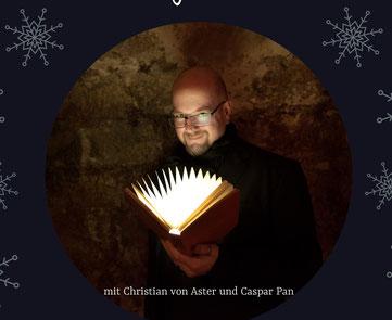 Christian von Aster Lesung Bestatter Finow Eberswalde