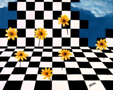 """""""Surrealize me"""", 40x50 cm"""