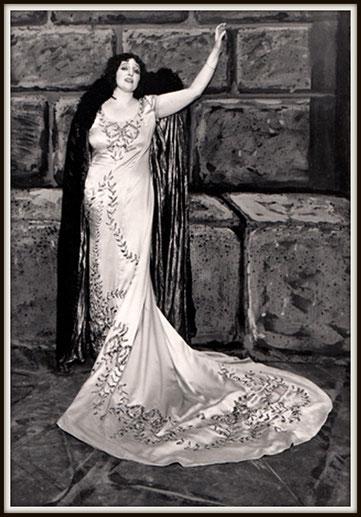 Giacomo Puccini (TOSCA) - San Francisco 1932