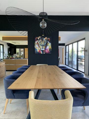 Prestation Décoration d'intérieur par Flora Boscher à Hyères | Var