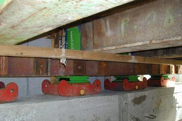 Martin Bau - Stahlbauarbeiten für einen Brückenneubau