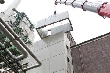 Martin Bau - Koordination Beschaffung Brückenelemente