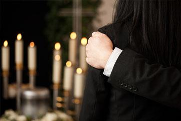 Aue Bestattungen - Abschied