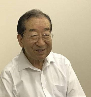 三谷晃一理事長(日本キャリア・コンサルタント協会)