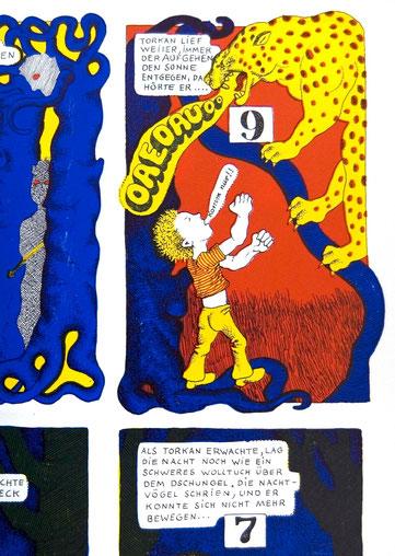 Kinderbuch Klassiker Bilder Buch 3 Zwei an einem Dienstag