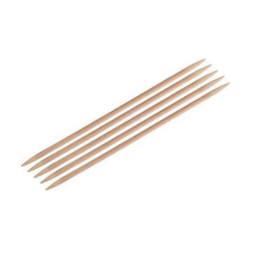 KnitPro Strumpstickor Basix Birch