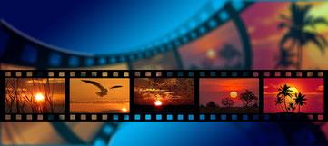 film diapo pour chaine you tube à créer avec e-cime.fr