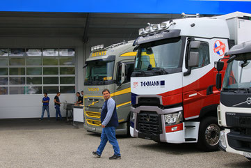 Fredi Siedler Transporte AG - Alois Birrer AG Fahrzeugbau Hofstatt