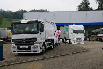 News Rubin + Morger Transport GmbH - Alois Birrer AG Fahrzeugbau Hofstatt
