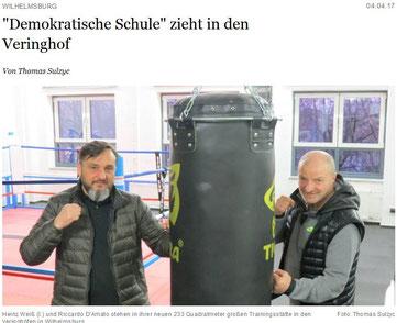 Hamburger Abendblatt Harburg Stadt vom 04.04.2017 Seite 3