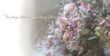 Dry Flower Photo Wedding Plan