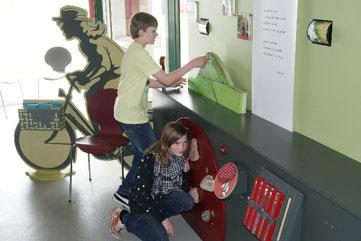 Ausstellung im Amsinck-Haus