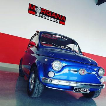 Morgana Reifenservice Fiat Autowerkstatt Bönnigheim