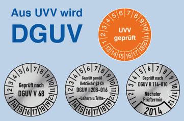 Aus UVV wird DGUV