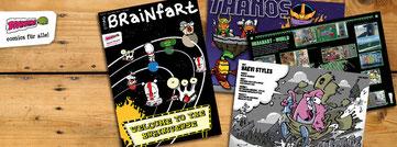 Brainfart - Comics für alle