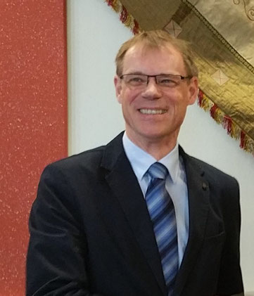 Vorsitzender des Fördervereins Dr. Christian Waschke