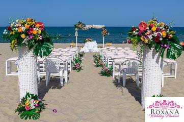 Wedding On the beach Sicily