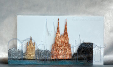 Silikonform MouldManufaktur Mould Fondant Dom Paris Berlin Ruhrpott Rom London Hamburg München Moskau Istambul Skyline