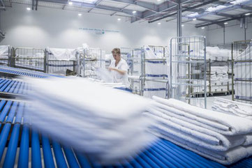Greif Textile Mietsysteme in Augsburg