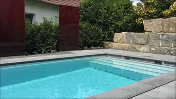 Starline Pool - Nova 60 - Poolbau in Hirschbach